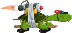 We make turtles fly!